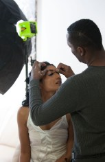 Mode: Satya | Hair & Make-Up By: ANDRE MAURICE
