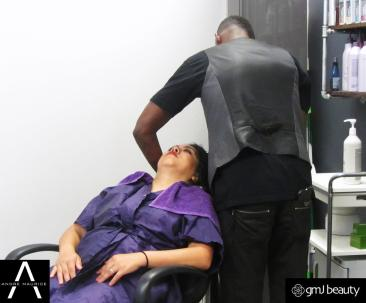 GMJ Keratin Treatment Class by Andre Maurice (11)