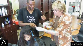 GMJ Keratin Treatment Class by Andre Maurice (12)