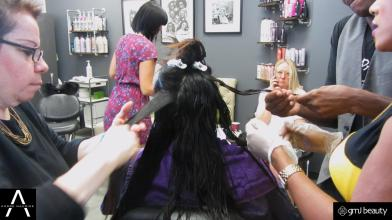 GMJ Keratin Treatment Class by Andre Maurice (33)