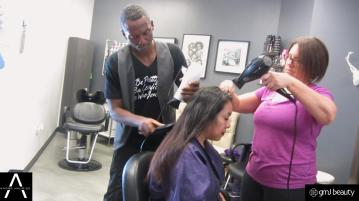 GMJ Keratin Treatment Class by Andre Maurice (48)