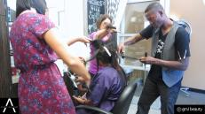 GMJ Keratin Treatment Class by Andre Maurice (53)