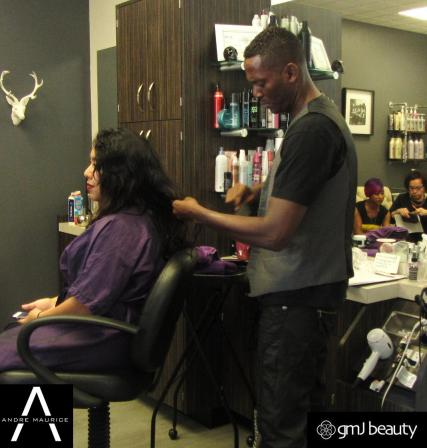 GMJ Keratin Treatment Class by Andre Maurice (7)